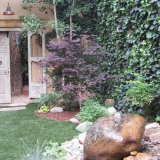 Traditional Landscape by markdesign, llc