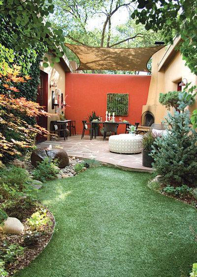 Mediterranean Garden by markdesign, llc