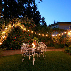 Eclectic Landscape by Westside Staging Solutions