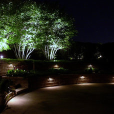 Traditional Landscape by The Illuminators Outdoor Lighting