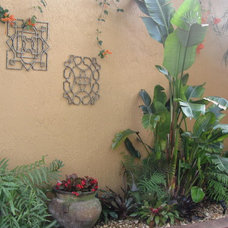 Tropical Exterior Outside