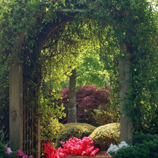 Traditional Landscape by Outside Landscape Group