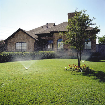 Сад by Pacific Lawn Sprinklers