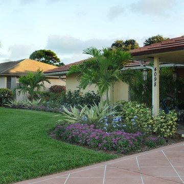 Palm Beach Gardens Landscape Makeover