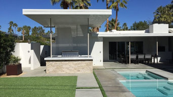 palm springs mid-century remodel