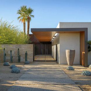 Идея дизайна: участок и сад в современном стиле
