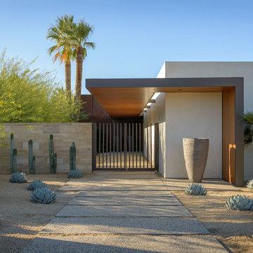 Palm Springs Retreat