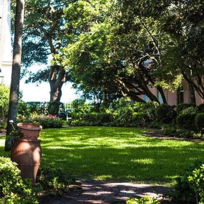 Historic c.1848 Charleston SC Garden