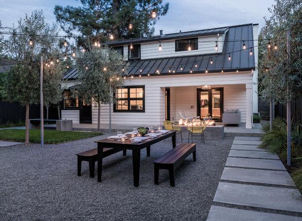 Modern Garden by Randy Thueme Design Inc. - Landscape Architecture