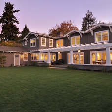 Craftsman Landscape by FGY Architects