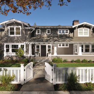 Inspiration for a craftsman landscaping in San Francisco.