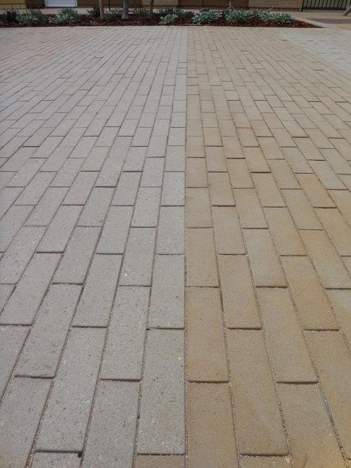 Stepstone Narrow Modular Pavers | Houzz Stepstone