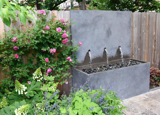 Landhausstil Garten by Todd Haiman Landscape Design