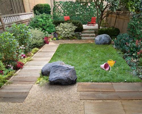 Park Slope, Brooklyn Brownstone Garden Design, Sustainable Design, Wood  Pavers