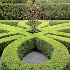 Parterre Garden Traditional Landscape Chicago By