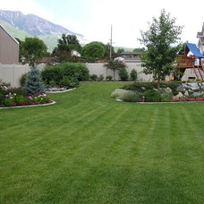 Traditional Landscape by J. Duvall Landscape & Maintenance