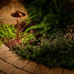 Outdoor Lighting Perspectives Of Charlotte Nc