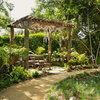 The Artful Garden: Secluded Seating
