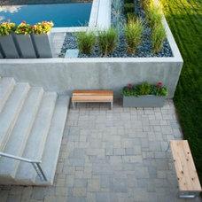 Modern Landscape by Ag-Trac Enterprises LC