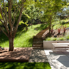 Contemporary Landscape by Ohashi Design Studio