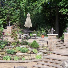 Landscape by Moscarino Outdoor Creations