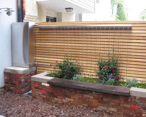 rain barrel ideas - Decorative Rain Barrels