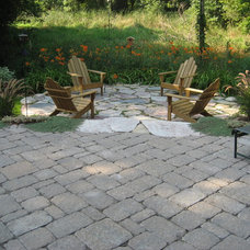 Traditional Landscape by Environmental Landforms, Inc.
