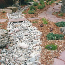Eclectic Landscape by Bear Creek Landscape