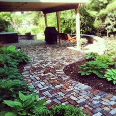 Traditional Landscape by Rost, Inc.