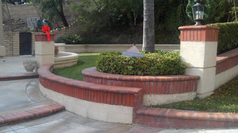 Paved Patios & Stairs