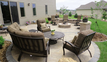 Paver Patio & Fire Pit