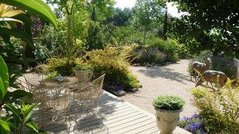 Peaceful and Romantic Landscape design