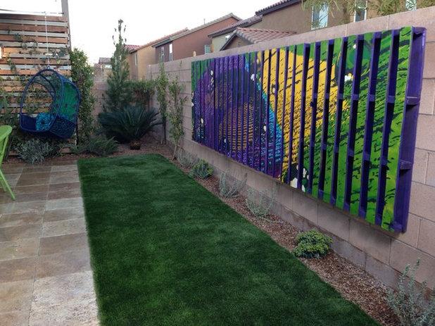 Modern Garten by Green Planet Landscaping Pools & Spa