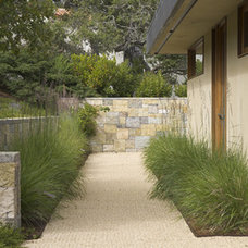 Modern Landscape by Suzman Design Associates