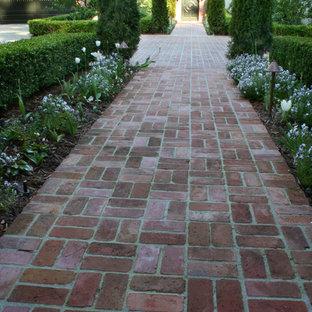 Klassischer Garten in San Francisco