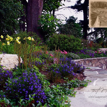 Perennial & Annual Planting Bed
