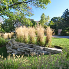 Contemporary Landscape by Milieu Design
