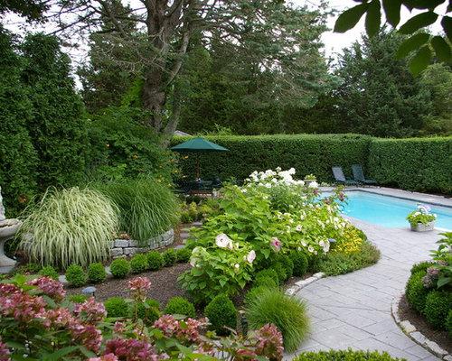 Evergreen ornamental grasses home design ideas pictures for Ornamental grasses landscape design ideas