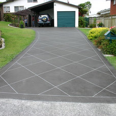 Contemporary Landscape by Floor Masters Ltd