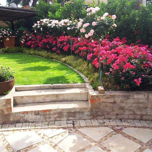 Photo Of A Traditional Landscaping