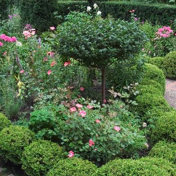 Plant Bed Ideas, Winnetka, IL.