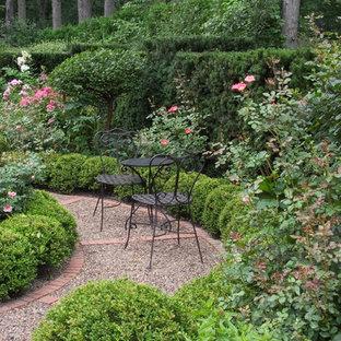 Plant Bed Ideas with Garden Path, Winnetka,IL.