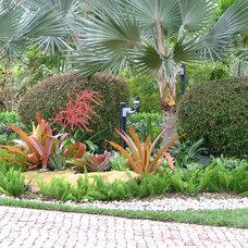 Eclectic Landscape by Plant Professionals Inc