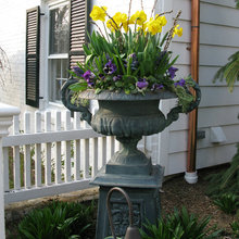 Spring Inspired Containers