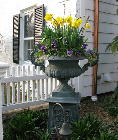 American Traditional Garden by Austin Ganim Landscape Design, LLC
