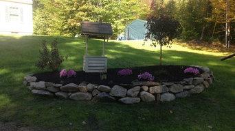Planter Installation