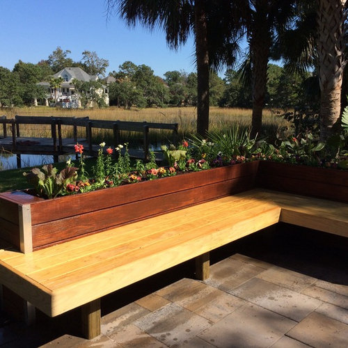 Modern Atlanta Landscape Ideas Designs Remodels Photos: Modern Charleston Landscape Design Ideas, Pictures