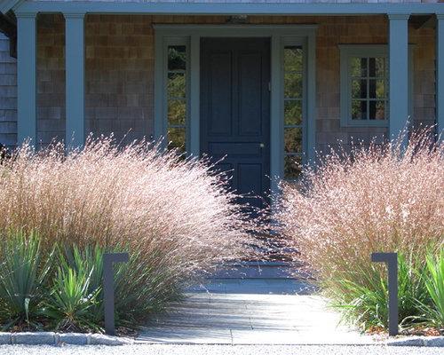 Ornamental grasses landscape ideas designs remodels photos for Tall grass landscape ideas