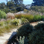 Chinese Stone Basin Fountain Contemporary Landscape San Francisco By OConnell