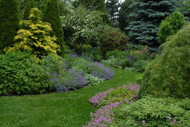 12 astuces pour agrandir son jardin. Black Bedroom Furniture Sets. Home Design Ideas